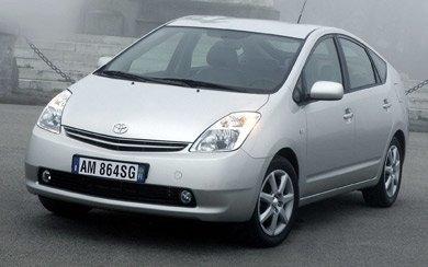 Foto Toyota Prius (2003-2006)