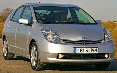 Foto Toyota Prius 1.5 VVT-i HSD Sol (2008-2009)