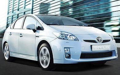Foto Toyota Prius Advance (2009-2010)