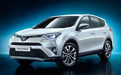 Ver mas info sobre el modelo Toyota RAV4