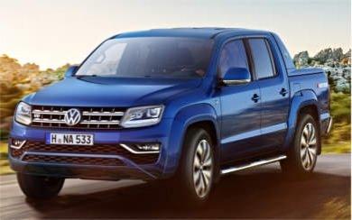 Ver mas info sobre el modelo Volkswagen Amarok