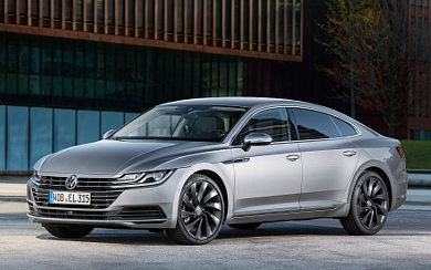 Ver mas info sobre el modelo Volkswagen Arteon