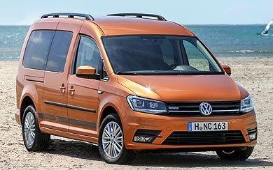 Ver mas info sobre el modelo Volkswagen Caddy