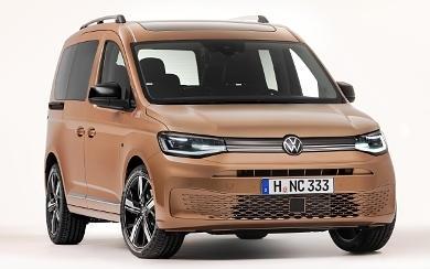 Foto Volkswagen Caddy 2.0 TDI 75 kW (102 CV) Kombi (2020)