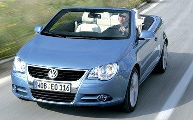 Foto Volkswagen Eos 1.4 TSI 122 CV (2007-2008)
