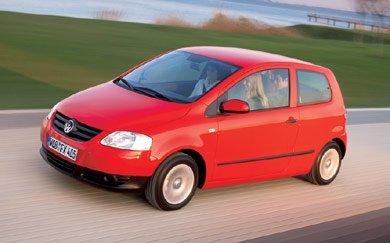 Ver mas info sobre el modelo Volkswagen Fox