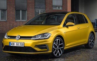 Ver mas info sobre el modelo Volkswagen Golf