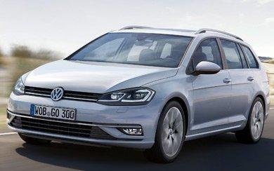 Foto Volkswagen Golf Variant Sport 1.6 TDI 85 kW (115 CV) BMT (2017-2018)