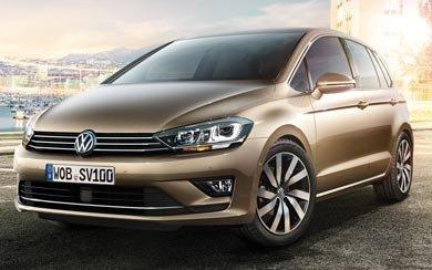 Ver mas info sobre el modelo Volkswagen Golf Sportsvan