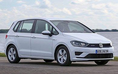 Foto Volkswagen Golf Sportsvan BlueMotion 1.0 TSI BMT 115 CV (2016)