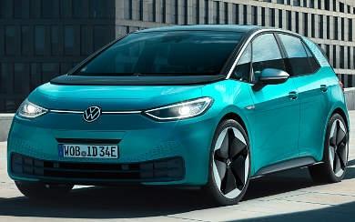 Ver mas info sobre el modelo Volkswagen ID.3