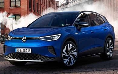 Foto Volkswagen ID.4 GTX 220 kW (299 CV) 77 kWh (2021)