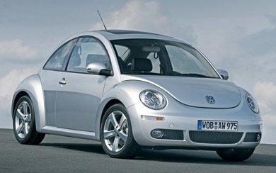 Ver mas info sobre el modelo Volkswagen New Beetle