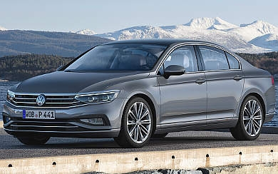 Foto Volkswagen Passat Executive 1.5 TSI 110 kW (150 CV) (2019)