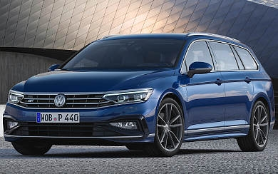 Foto Volkswagen Passat Variant 1.5 TSI 110 kW (150 CV) (2019)