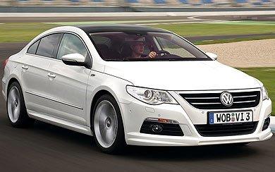 Ver mas info sobre el modelo Volkswagen Passat CC