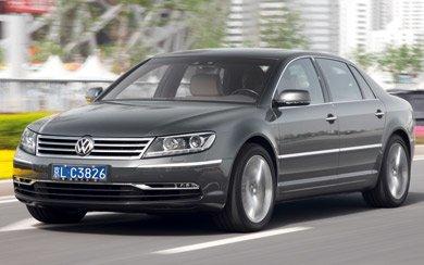 Ver mas info sobre el modelo Volkswagen Phaeton