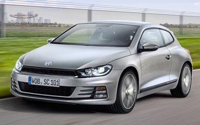 Ver mas info sobre el modelo Volkswagen Scirocco