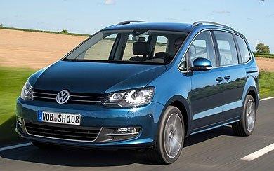 Ver mas info sobre el modelo Volkswagen Sharan