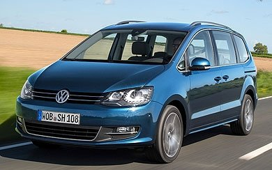 Foto Volkswagen Sharan Advance 2.0 TDI 150 CV BMT 4Motion 7 plazas (2015)