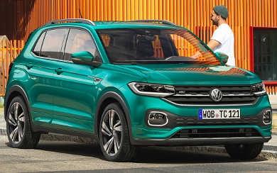 Ver mas info sobre el modelo Volkswagen T-Cross