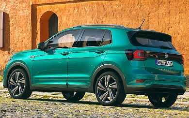 Volkswagen t-cross advanced