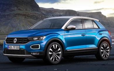 Ver mas info sobre el modelo Volkswagen T-Roc