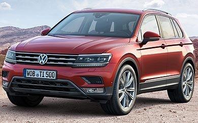 Ver mas info sobre el modelo Volkswagen Tiguan