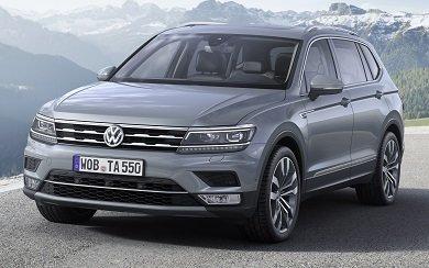 Foto Volkswagen Tiguan Allspace 1.5 TSI EVO 110 kW (150 CV) Advance (2019)