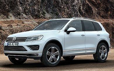 Ver mas info sobre el modelo Volkswagen Touareg