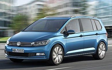 Ver mas info sobre el modelo Volkswagen Touran