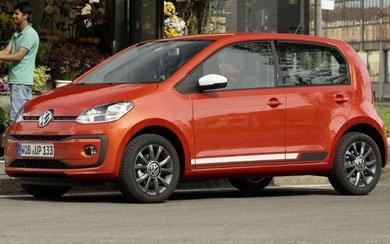 Ver mas info sobre el modelo Volkswagen up!