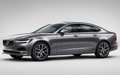 Foto Volvo S90 T8 Twin Engine AWD Momentum (2018)