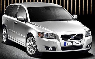 Ver mas info sobre el modelo Volvo V50