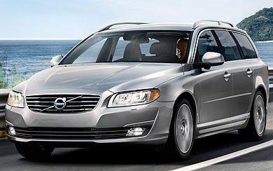 Ver mas info sobre el modelo Volvo V70