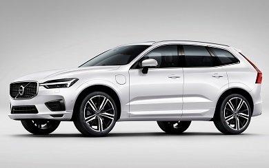 Ver mas info sobre el modelo Volvo XC60