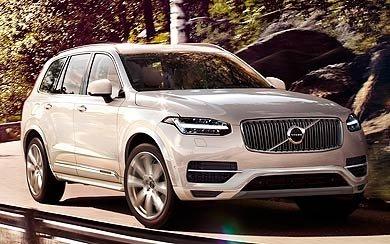 Ver mas info sobre el modelo Volvo XC90