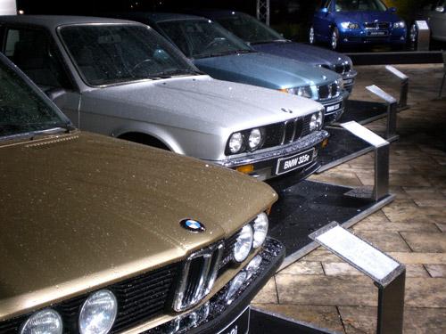 BMW Serie 3. Históricos.