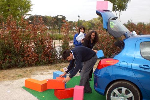 I Olimpiada Peugeot 308