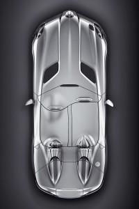 Vídeo del SLR Stirling Moss, el superdeportivo de McLaren-Mercedes!