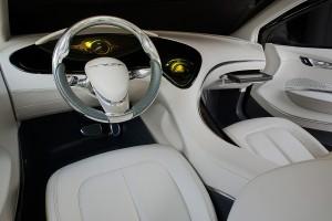 Detroit 2009. Chrysler 200C EV Concept. ¿Será así el nuevo Sebring?
