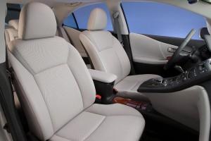 Detroit 2009. HS 250h, la nueva berlina híbrida de Lexus.