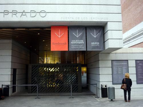 Rembrandt - Museo del Prado