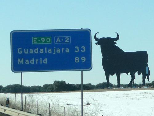 Guadalajara 33. El Toro.