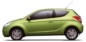Hyundai i20 de cinco puertas, ya disponible desde 11.250 €.