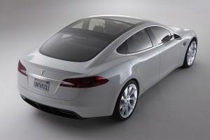 Tesla Model S, una berlina eléctrica por 50.000 $ para 2011.