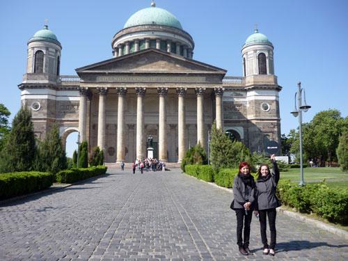 Basílica Esztergom
