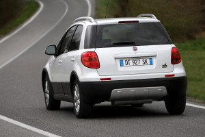 Fiat Sedici 2010 a la venta desde 20.590 €.