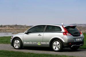 Volvo C30: menos motores, menor consumo y apariencia deportiva.