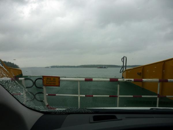 Ferry. Suecia.